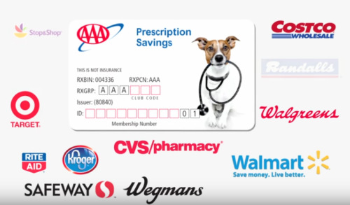 Save Money on Your Senior Dog's Medications